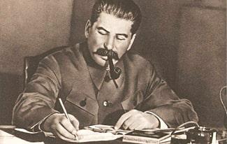 Товарищ Сталин, вы большой учёный