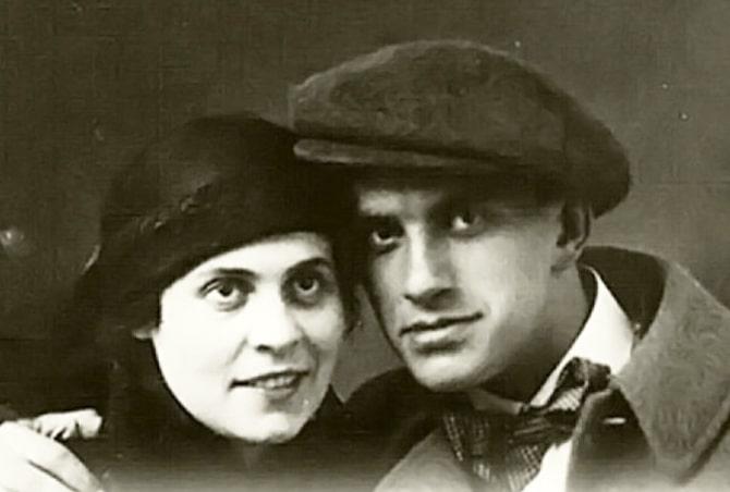 Vladimir-Mayakovskiy-i-Lilya-Brik