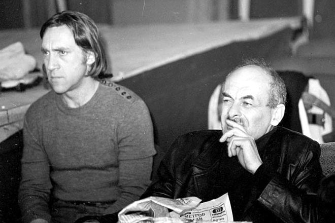 Vladimir-Vyisotskiy-i-Bulat-Okudzhava