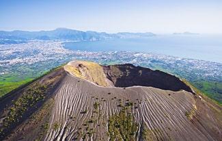 Вулкан Везувий и уничтожение Помпеи