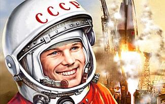 Юрий Гагарин: человек-легенда