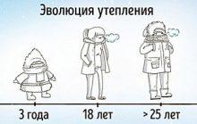 Жизнь простого человека в графиках